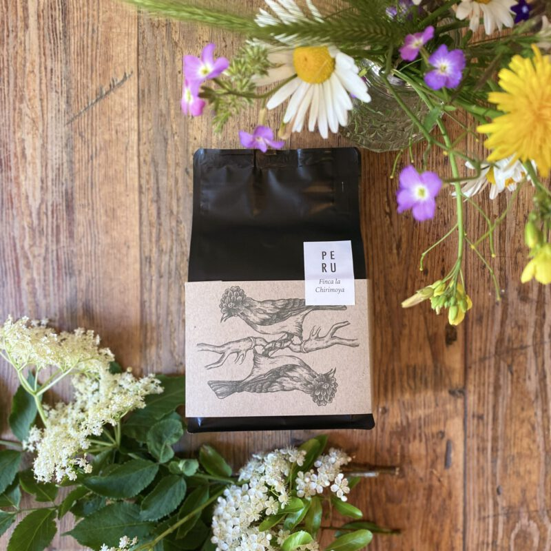 Bakeliet Kaffee Finca la Chirimoya